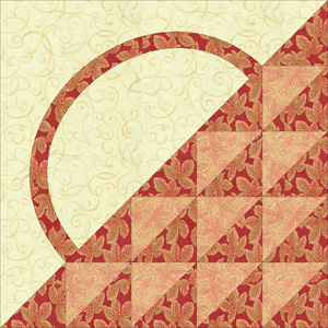 Basket Quilt Block Pattern