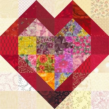 Scrap Quilt Block Patterns : easy 12 inch quilt block patterns - Adamdwight.com