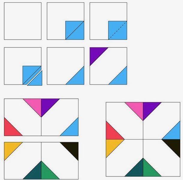X-Quilt-Block-Pattern